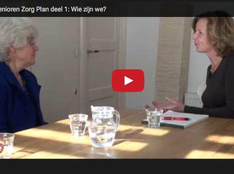 Senioren Zorg Plan deel 1